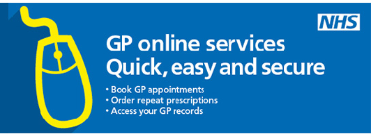 GP Online Services - Quick, easy and secure. Book GP Appointments, Order repeat prescriptions and Access your GP Records.